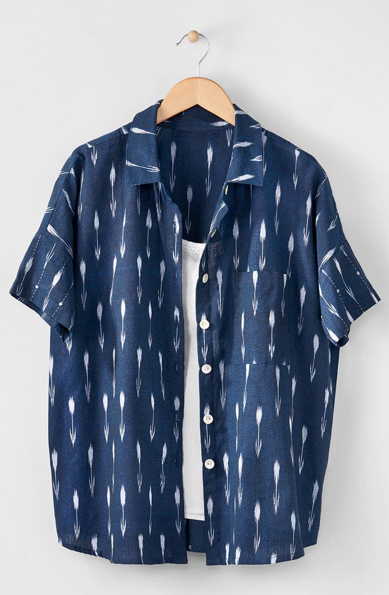 Chennai Shirt - Indigo