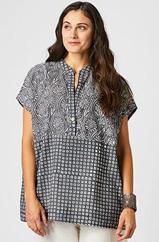 Ambala Shirt - Moonstone