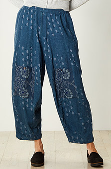 Field Pant - Ink blue