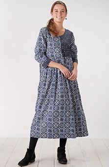 Geethali Dress - Mineral