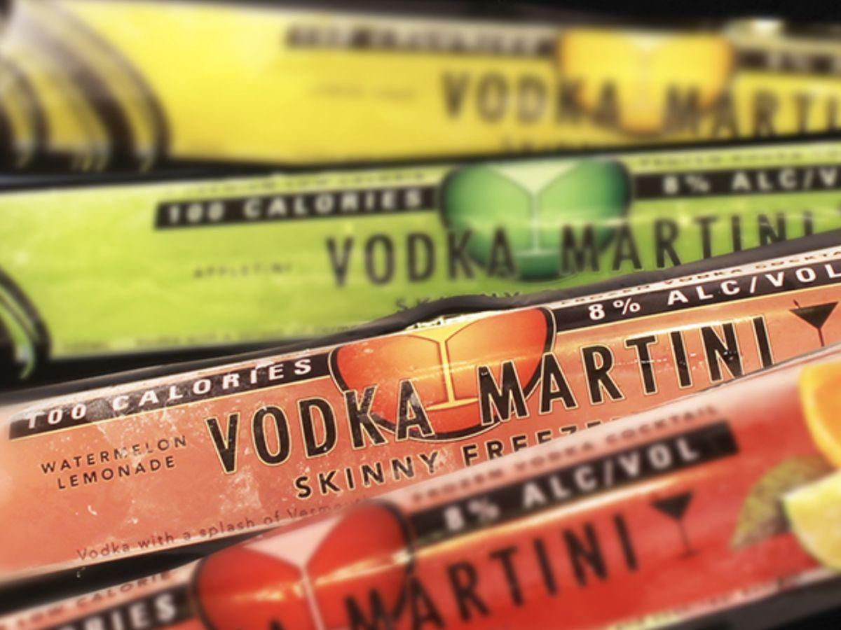 Vodka Freezers