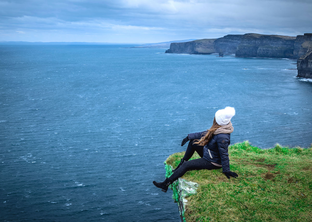 Selfie Seats May Be Coming To Ireland Cliffs Of Moher