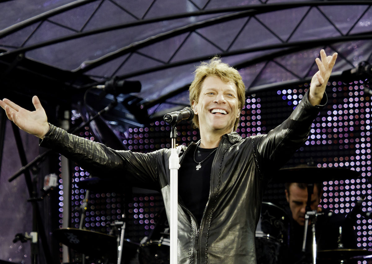 Bon Jovi Headlining Norwegian Cruise