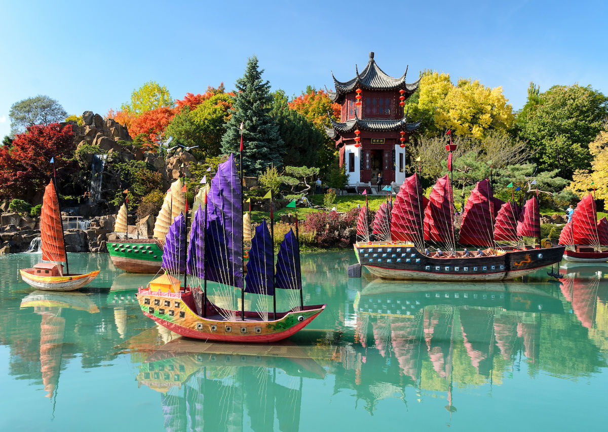 best botanical gardens in the world  biggest and most beautiful