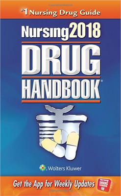Nursing Drug Handbook 2018