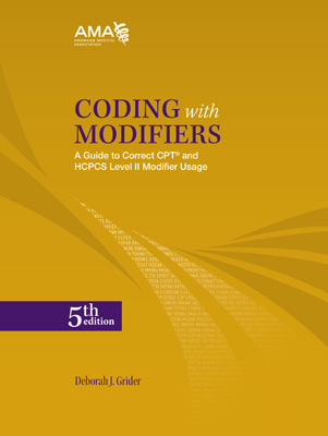 Coding with Modifiers 5th Edition