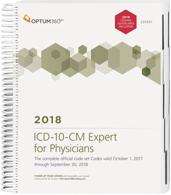 ICD-10-CM Expert for Physicians 2018