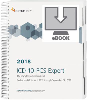 2018 ICD-10-PCS Expert eBook