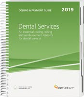 Coding and Payment Guide for Dental Services 2019