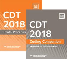 CDT 2018 Dental Coding Kit