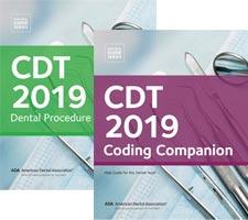 CDT 2019 Dental Coding Kit