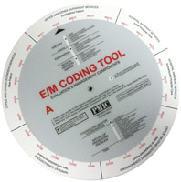 CPT E/M Coding Tool