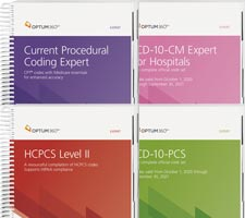 2021 Hospital Coding Book Bundle Six