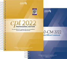 2022 Physician Coding Book Bundle One