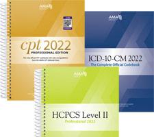 2022 Physician Coding Book Bundle Four
