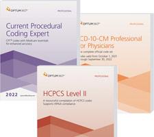 2022 Physician Coding Book Bundle Five