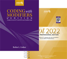 2022 CPT Modifiers Bundle