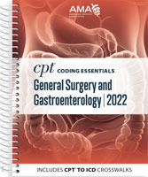 CPT Coding Essentials for General Surgery and Gastroenterology 2022