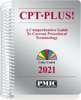 CPT Plus! 2021 Coder's Choice Spiral
