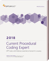 Current Procedural Coding Expert Professional Softbound 2018