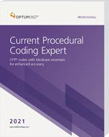 Current Procedural Coding Expert Professional Softbound 2021
