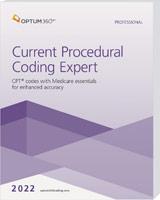 Current Procedural Coding Expert Professional Softbound 2022
