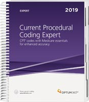 Current Procedural Coding Expert Spiral 2019