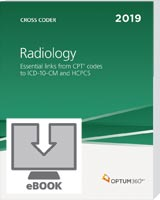 Radiology Cross Coder 2019 eBook