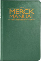 Merck Manual 19th Edition
