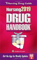 Nursing Drug Handbook 2019