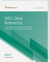 DRG Desk Reference 2021