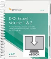 DRG Expert 2021: Volumes 1 and 2 eBook