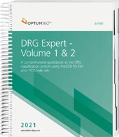 DRG Expert 2021: Volumes 1 and 2