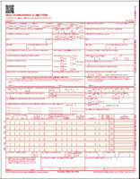 CMS-1500 Claim Forms (version 02/12)
