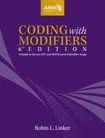 Coding with Modifiers 6th Edition