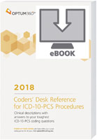 Coders' Desk Reference for Procedures (ICD-10-PCS) 2018 eBook
