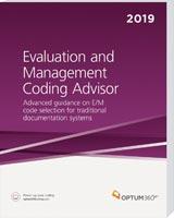 Evaluation and Management Coding Advisor 2019