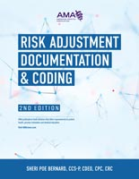 Risk Adjustment Documentation and Coding 2nd Edition