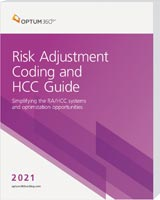 Risk Adjustment Coding and HCC Guide 2021