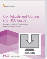 Risk Adjustment Coding and HCC Guide 2022 eBook