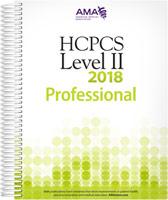 HCPCS Level II 2018