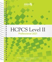 HCPCS 2021 Level II