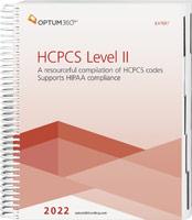 HCPCS Level II Expert 2022 Spiral