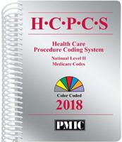 HCPCS 2018 Coder's Choice Spiral