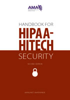 Handbook for HIPAA-HITECH Security 2nd Edition