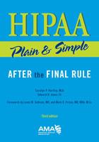 HIPAA Plain and Simple 3rd Edition