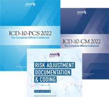 2022 ICD-10 Coding Bundle w/ Risk Adjustment