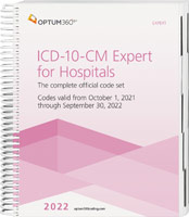 ICD-10-CM Expert for Hospitals 2022