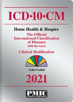 ICD-10-CM Home Health and Hospice 2021