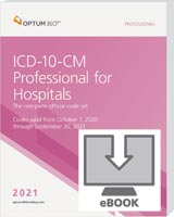 ICD-10-CM Professional for Hospitals 2021 eBook